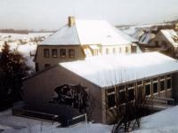Kindergartenneubau 1968